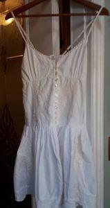 100% cotton summer dress